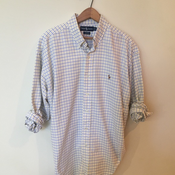 8642441ee Vintage Ralph Lauren Blake Fit Button Down. M_5caf685026219f337f9788cf.  Other Shirts ...